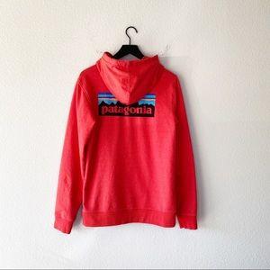 ▪️Patagonia▪️logo midweight full-zip sweatshirt